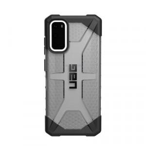 Гръб UAG Plasma - Samsung Galaxy S20 черен прозрачен