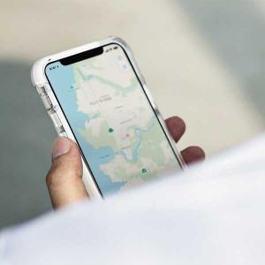 Гръб UNIQ Combat - iPhone 11 Pro Max черен