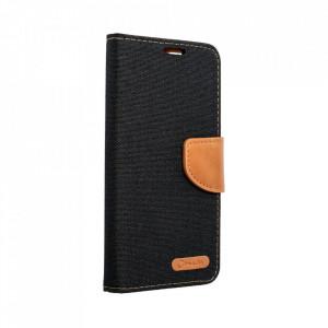 Калъф тип книга Canvas - Samsung Galaxy S21 Ultra черен