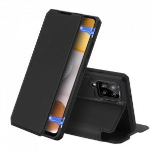 Калъф тип книга DUX DUCIS Skin X - Samsung Galaxy A42 5G черен