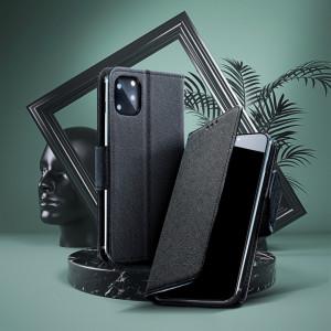 Калъф тип книга Fancy - Xiaomi Mi 11 Ultra черен