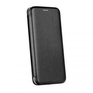 Калъф тип книга FORCELL Elegance - Samsung Galaxy S8 Plus черен