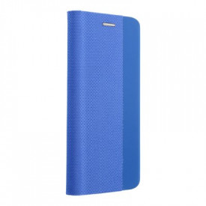 Калъф тип книга Sensitive - Samsung Galaxy A21s светлосин