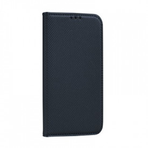 Калъф тип книга Smart - iPhone 12 Pro Max черен