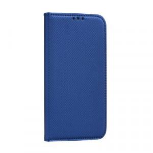 Калъф тип книга Smart - Samsung Galaxy A5 2018 / A8 2018 тъмносин