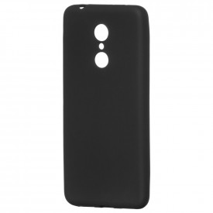 Матиран гръб Soft Gel - Xiaomi Redmi 5 черен