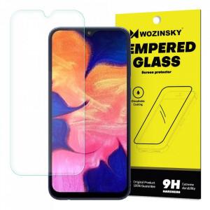Плосък стъклен протектор 9H WOZINSKY - Samsung Galaxy A10