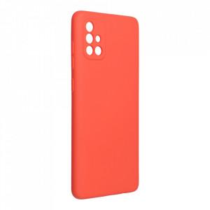 Силиконов гръб FORCELL Silicone Lite - Samsung Galaxy A72/A72 5G розов