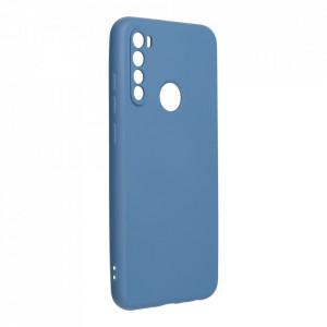 Силиконов гръб FORCELL Silicone Lite - Xiaomi Redmi Note 10 5G син