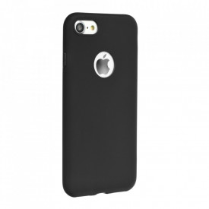 Силиконов гръб FORCELL Soft - Samsung Galaxy S21 Ultra черен