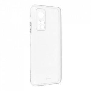 Силиконов гръб JELLY Roar - Xiaomi Mi 10T 5G / Mi 10T Pro 5G прозрачен