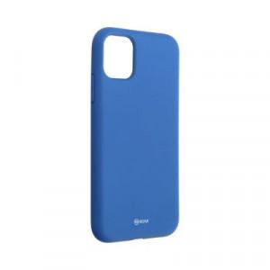 Силиконов гръб ROAR Colorful Jelly - iPhone 11 тъмносин
