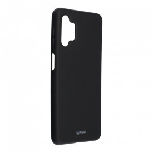 Силиконов гръб ROAR Colorful Jelly - Samsung Galaxy A32 LTE черен