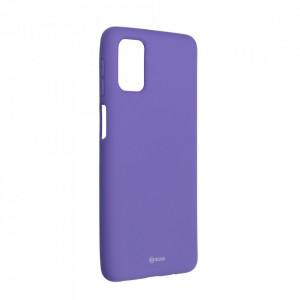 Силиконов гръб ROAR Colorful Jelly - Samsung Galaxy M31s лилав