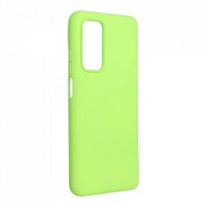 Силиконов гръб ROAR Colorful Jelly - Xiaomi Mi 10T 5G / Mi 10T Pro 5G лайм