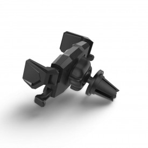 Стойка за вентилационния отвор на кола - Spigen Click.R черен
