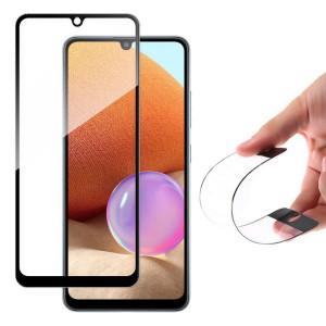 Стъклен протектор пълно покритие Wozinsky Flexi Nano Glass Hybrid - Samsung Galaxy A42 5G прозрачен