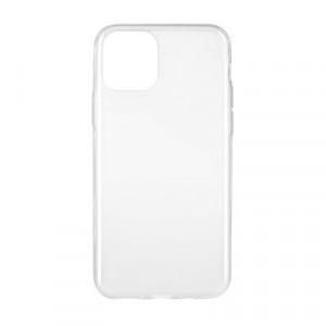 Ултратънък силиконов гръб 0.3mm - iPhone 12 / 12 Pro прозрачен