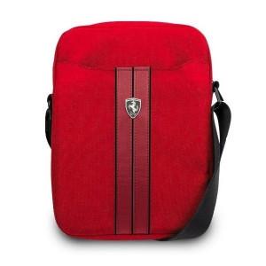 "Чанта Ferrari FEURSH8RE Tablet 8"" Urban Collection червен/czerwona"