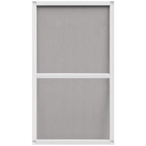 Plasă tantari pentru ușă PVC si aluminiu