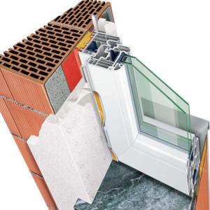 Banda etansare ferestre, autoadeziva, pentru INTERIOR , 75 mm, 100mm latime