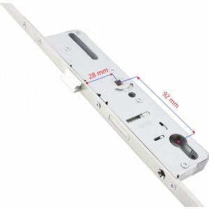 Broasca premium ROTO cu tija multipunct, 28x92mm, 2000mm