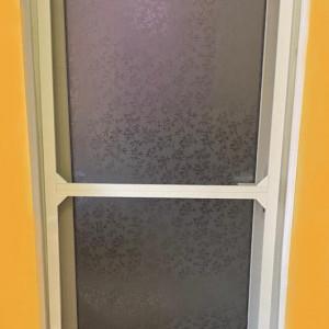 Plasa-usa-tantari-profil-dublu-aluminiu-alb