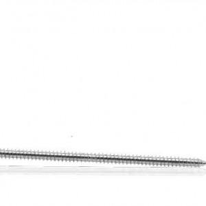 Surub fixare profil Triotherm, Blaugelb, FK-T30, 7,5x212mm