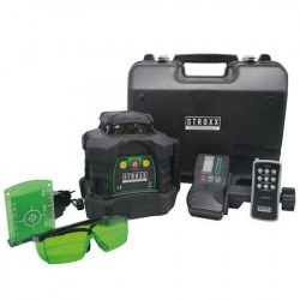 nivela rotativa cu laser verde