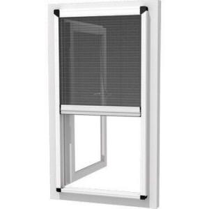 plasa plisse fereastra verticala