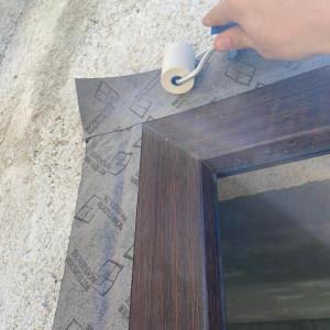 Lipire banda etansare ferestre exterior