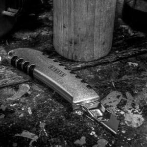 Cutter din aluminiu 18mm, argintiu