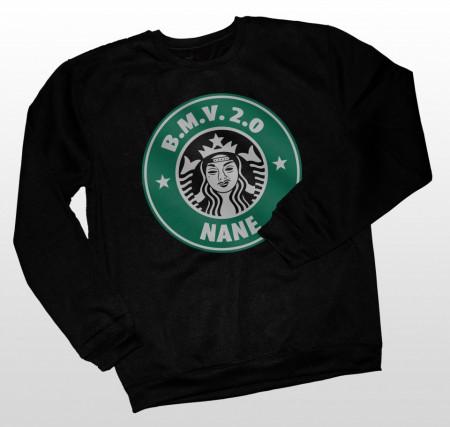 B.M.V. 2.0 LOGO (sweatshirt) *LICHIDARE DE STOC*