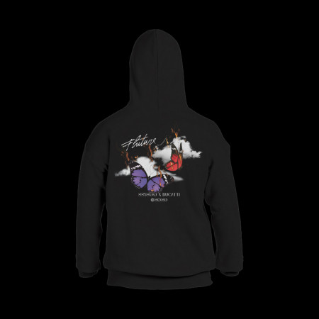 FLUTURE BY 225200 X BUCATTI (hoodie)
