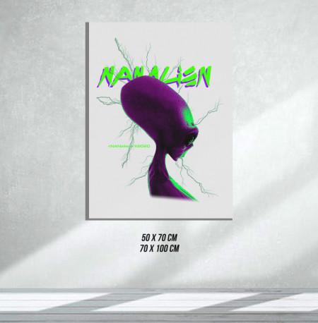 NANALIEN (Tablouri Canvas)