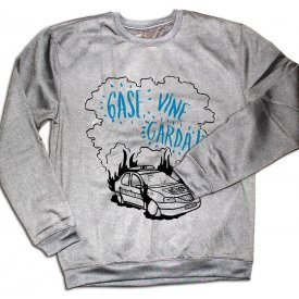 6ase sweatshirt [gray]