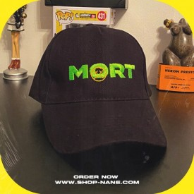 MORT DAD HAT