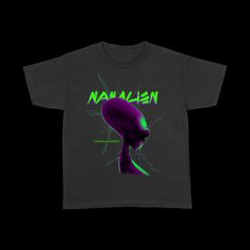 NANalien HEAD [Tricou] *LICHIDARE DE STOC*