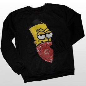 NANERT SIMPSON sweatshirt [black]
