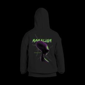 NANalien HEAD (hoodie)