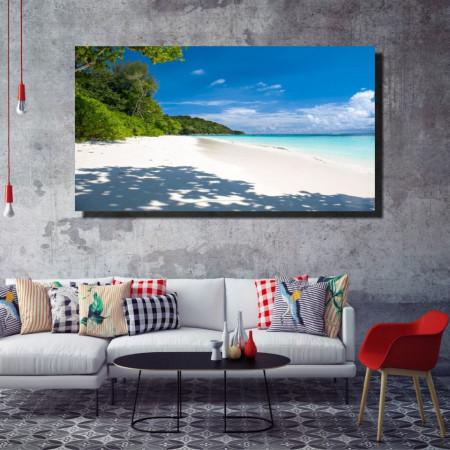 Tablou canvas pe panza beach 2 - KM-CM1-BCH2