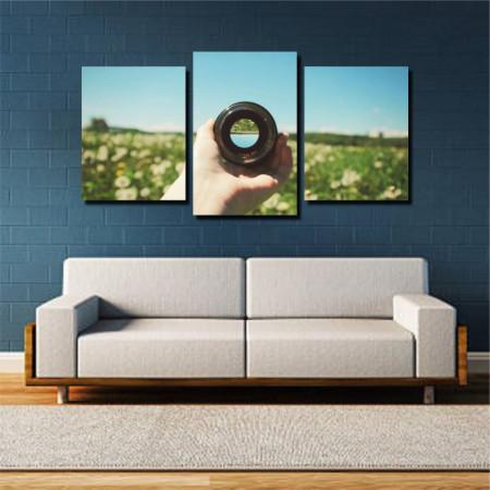 Tablou canvas pe panza hi-tech 6 - KM-CM3-TCH6