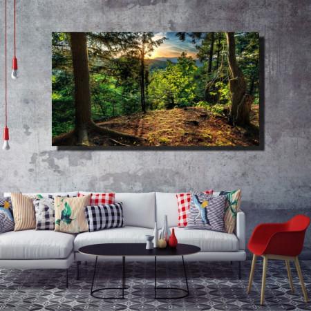 Tablou canvas pe panza landscape 14 - KM-CM1-LND14