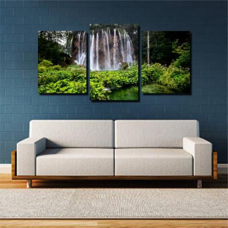 Tablou canvas pe panza landscape 20 - KM-CM3-LND20