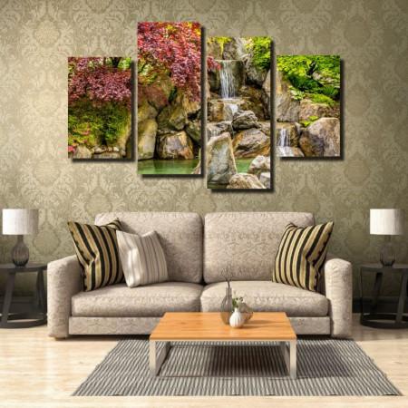 Tablou canvas pe panza landscape 26 - KM-CM4-LND26