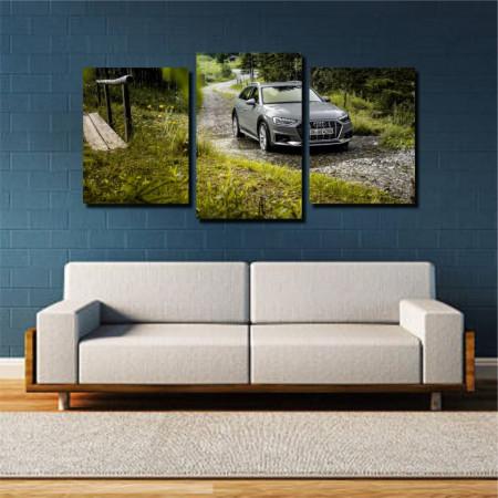 Tablou canvas pe panza car 3 - KM-CM3-CAR3