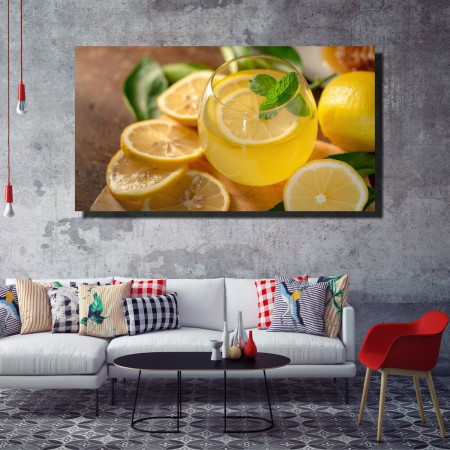 Tablou canvas pe panza food 3 - KM-CM1-FOD3