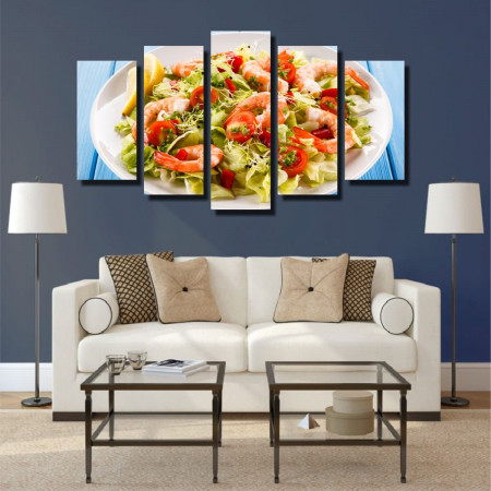 Tablou canvas pe panza food 6 - KM-CM5-FOD6