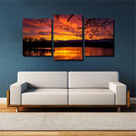 Tablou canvas pe panza landscape 1 - KM-CM3-LND1