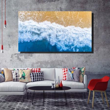 Tablou canvas pe panza beach 4 - KM-CM1-BCH4